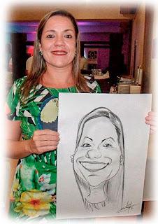 serviços de caricaturista em evento odonto