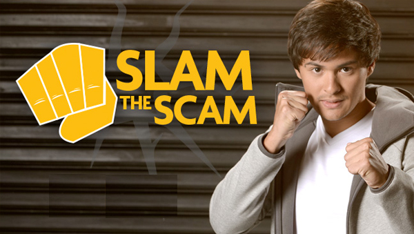 Matteo for Slam the Scam