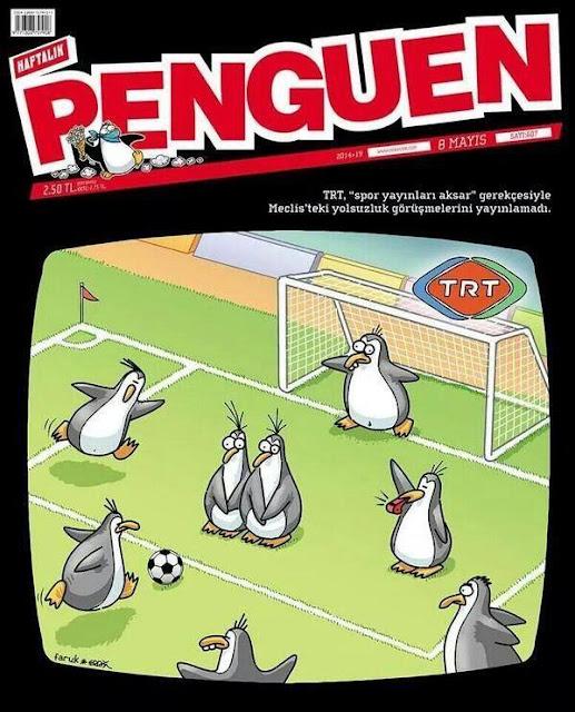 penguen 8 mayıs 2014 kapak