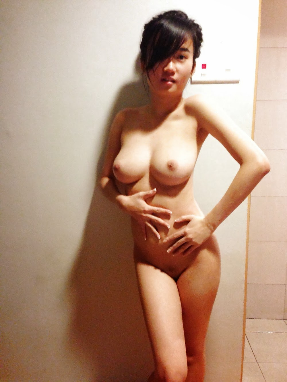 Amateur Chinese Girl Travelling To Singapore - Part 2 -8049