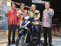 SH150i, Skutik Premium Honda Bergaya Eropa Dibandrol Rp 44,9 Juta