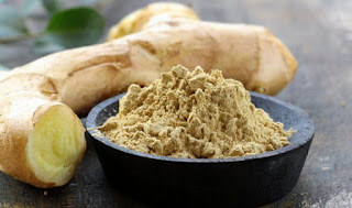 it's good to use ginger to keep our hair stay healthy