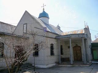Церква Різдва Христового, побудована підприємствами і організаціями міста в 1999 р на території Свято-Троїцького собору