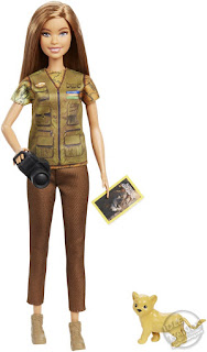 Toy Fair 2019 Mattel Barbie National Geographic Career Doll 46