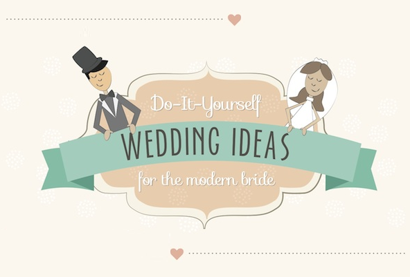 Do It Yourself Wedding: Do It Yourself Wedding Ideas For The Modern Bride