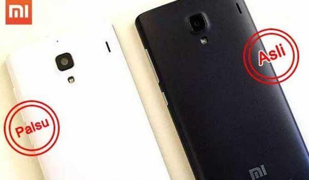 cara mengecek hp Xiaomi asli atau palsu