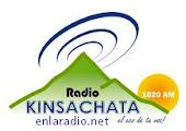 Radio Kinsachata Espinar en vivo