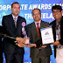 Riyaz Gangji,Yogesh Lakhani of Bright Outdoor,Ekta Jain received IBC Brands Award .
