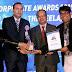 Riyaz Gangji,Yogesh Lakhani of Bright Outdoor,Ekta Jain received IBC Brands Award .