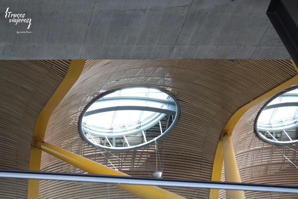 aeropuerto de Madrid T4