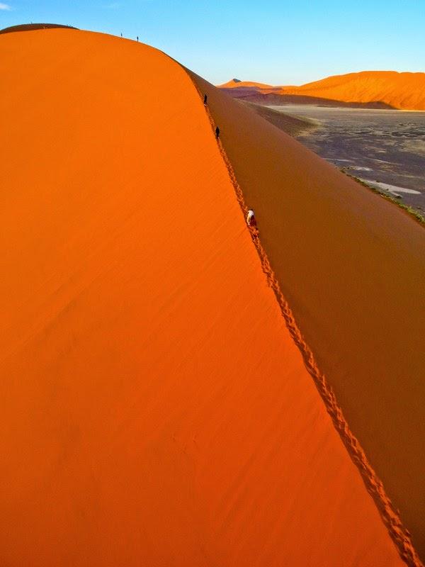 10 Best Adventure Holiday Destinations | Rising Sun AutoKAP on Dune 45 in Sossusvlei, Namib Desert Namibia