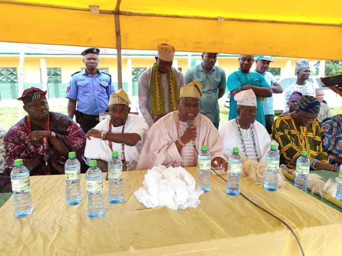 OLOTA CAUTIONS ALAKE ON TRADITIONAL MATTERS AFFECTING AWORILAND