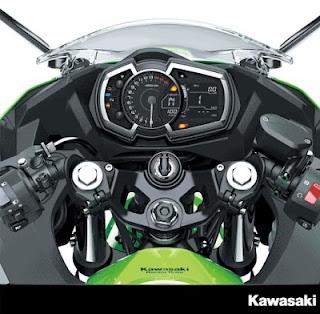 kunci Kawasaki Ninja 250 cc 2018