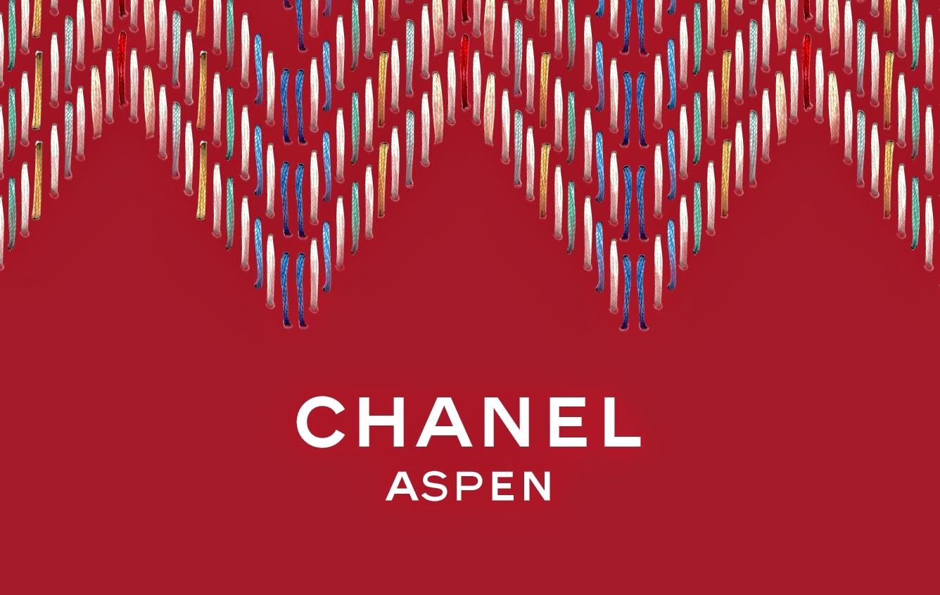Chanel in Aspen