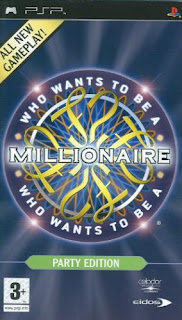 Who Wants to Be a Millionaire: Party Edition (Europe) PSP