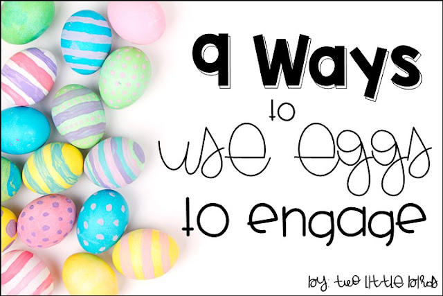 Using Eggs to Engage