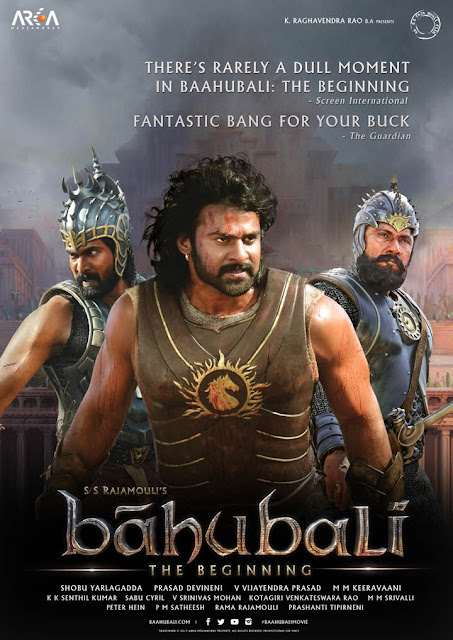 Baahubali: The Beginning All Set for an International Release