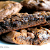 Gooey Chocolate Filled Cocoa Cookies Recipe