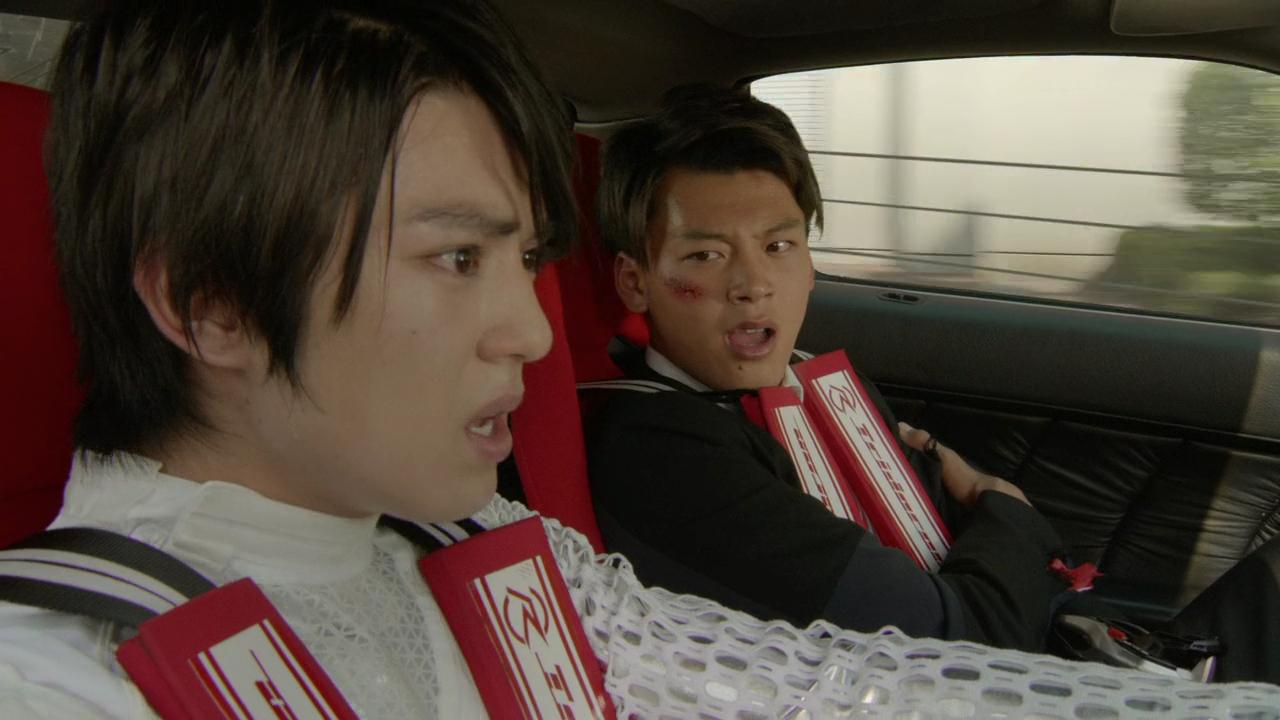 My Shiny Toy Robots: Movie REVIEW: Kamen Rider Drive