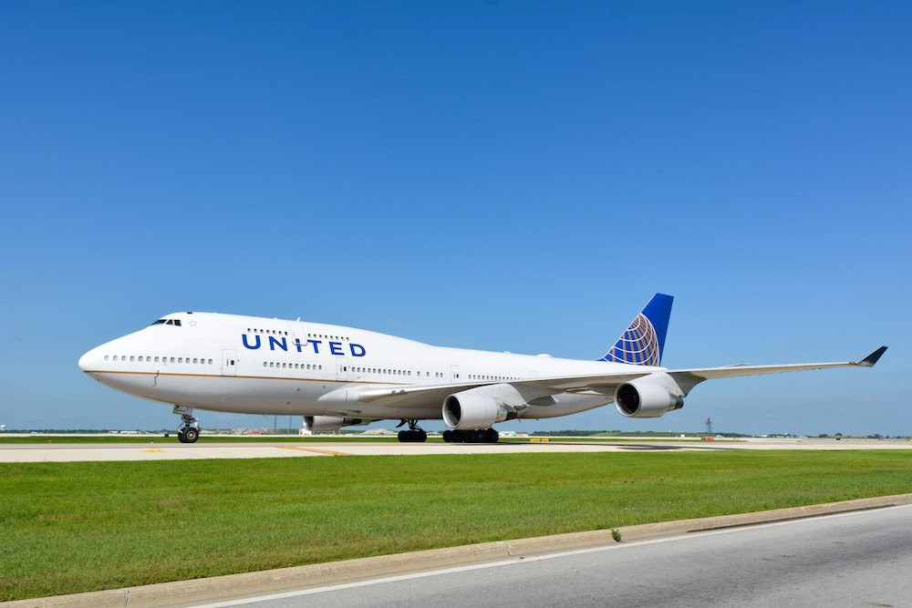 United bumping up retirement date for 747 fleet