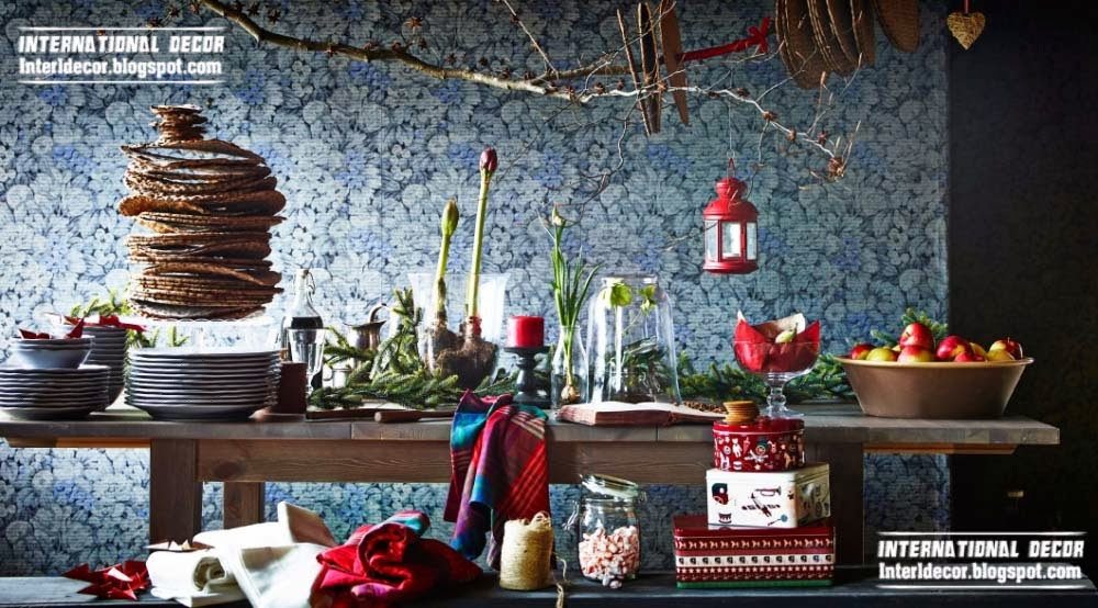 Ikea christmas decorations 2015 and furnishings christmas Decorating for christmas 2014