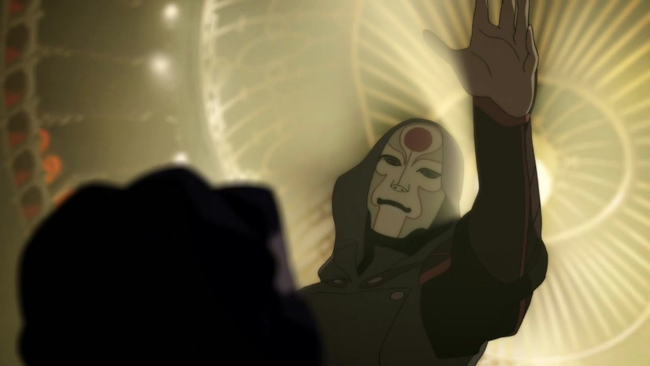 Legend of korra book 2 episode 4 animeultima attack