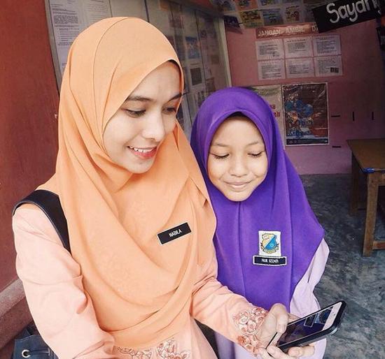 Cikgu Cantik Cikgu Nabila