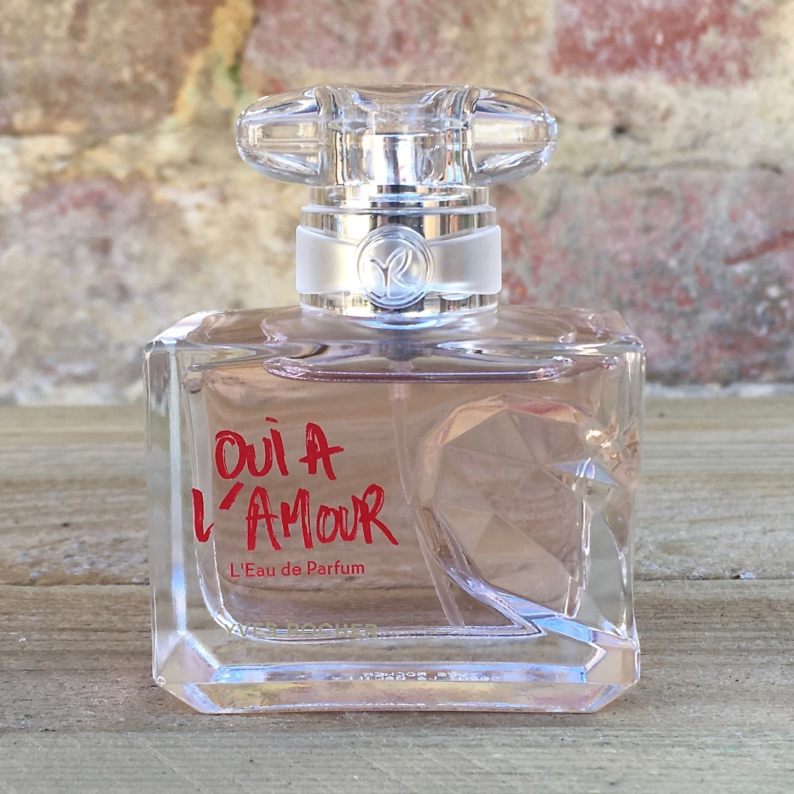 "fbd9c8ff OUI À L'AMOUR by Yves Rocher. In the never-ending hunt for the latest  fragrance some customers turn to the high street whilst others opt for a  more ""niche"" ..."