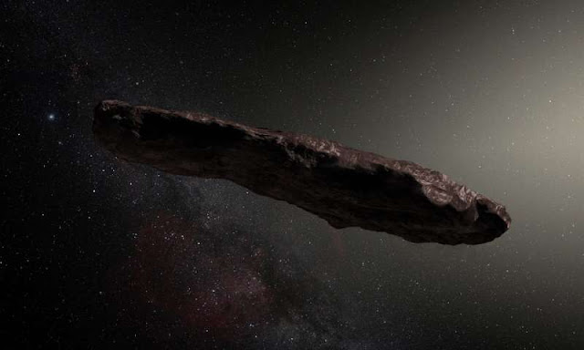 'Oumuamua Likely Came From a Binary Star System Oumuamualike