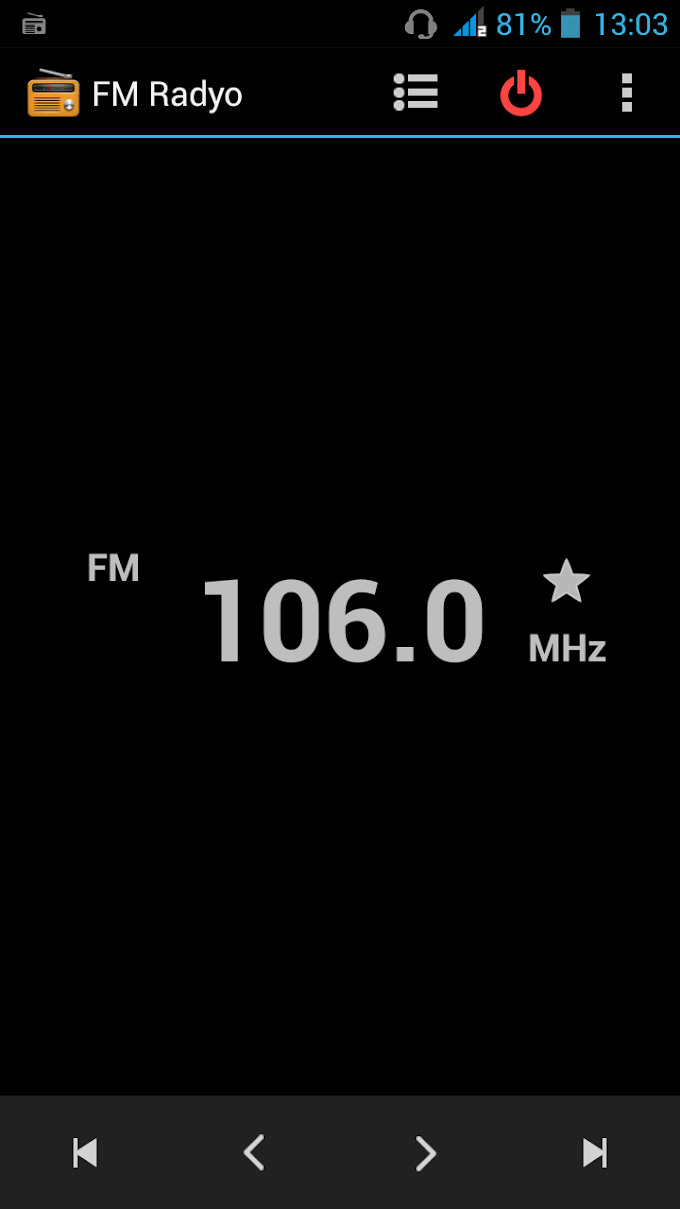 General Mobile Discovery'e Radyo Ekleme