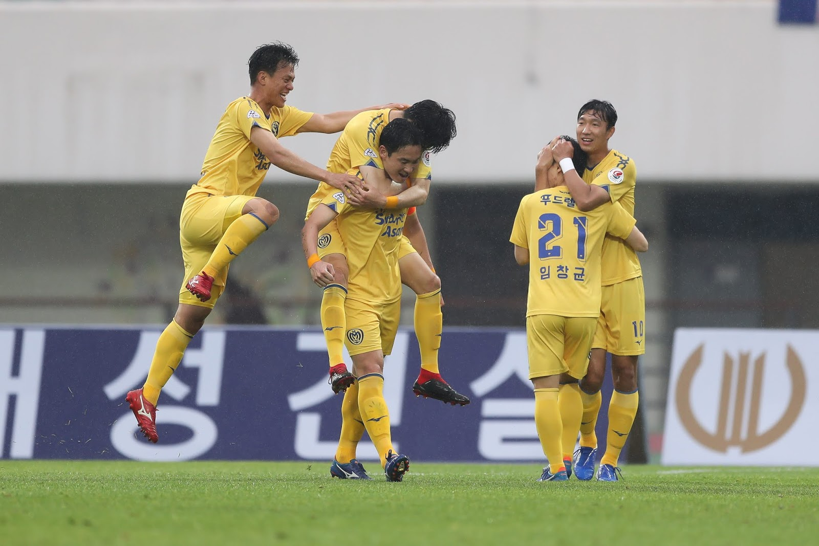 Preview: Asan Mugunghwa vs Gwangju FC K League 2 Round 13