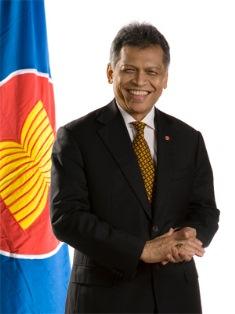 Dr.  Surin Pitsuwan (Sekjen ASEAN keduabelas 2008-2012)