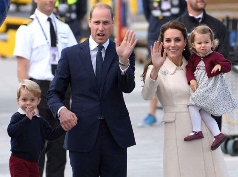 Kate Middleton e il principe William fanno tre: arriva il terzo Royal Baby
