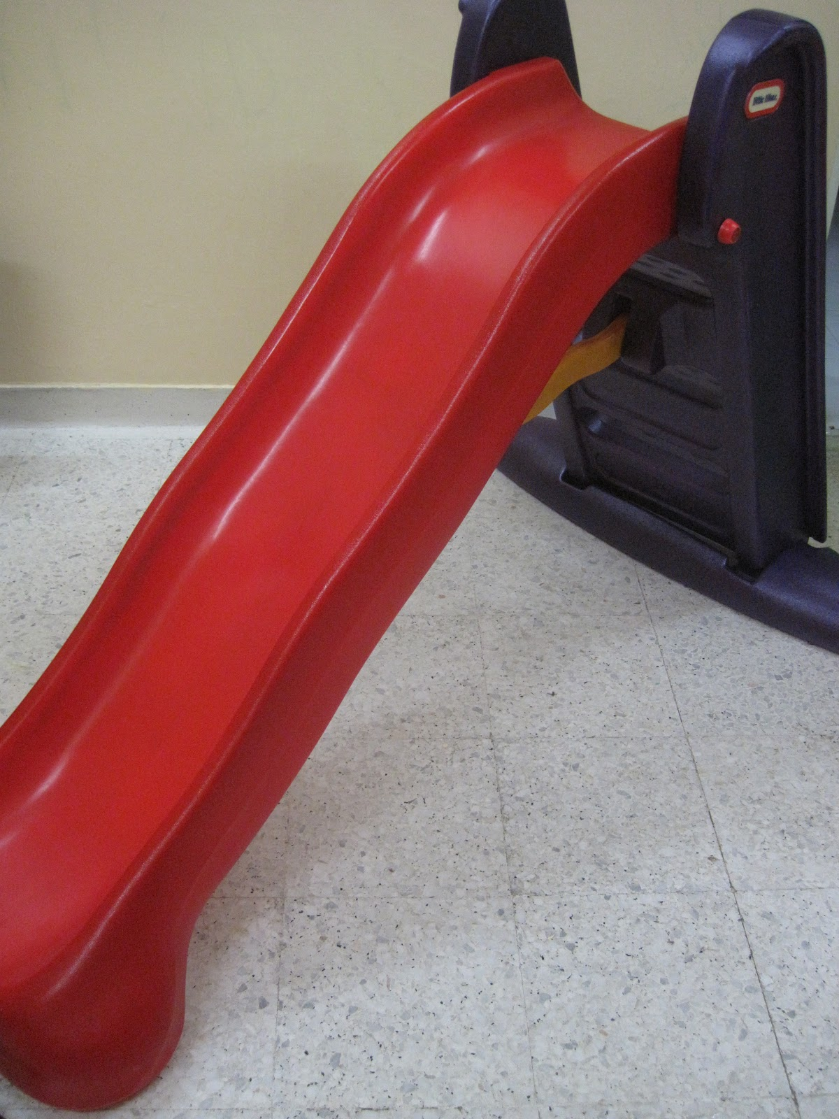 Amy Sweety Store Little Tikes Slide Purple Red Sold
