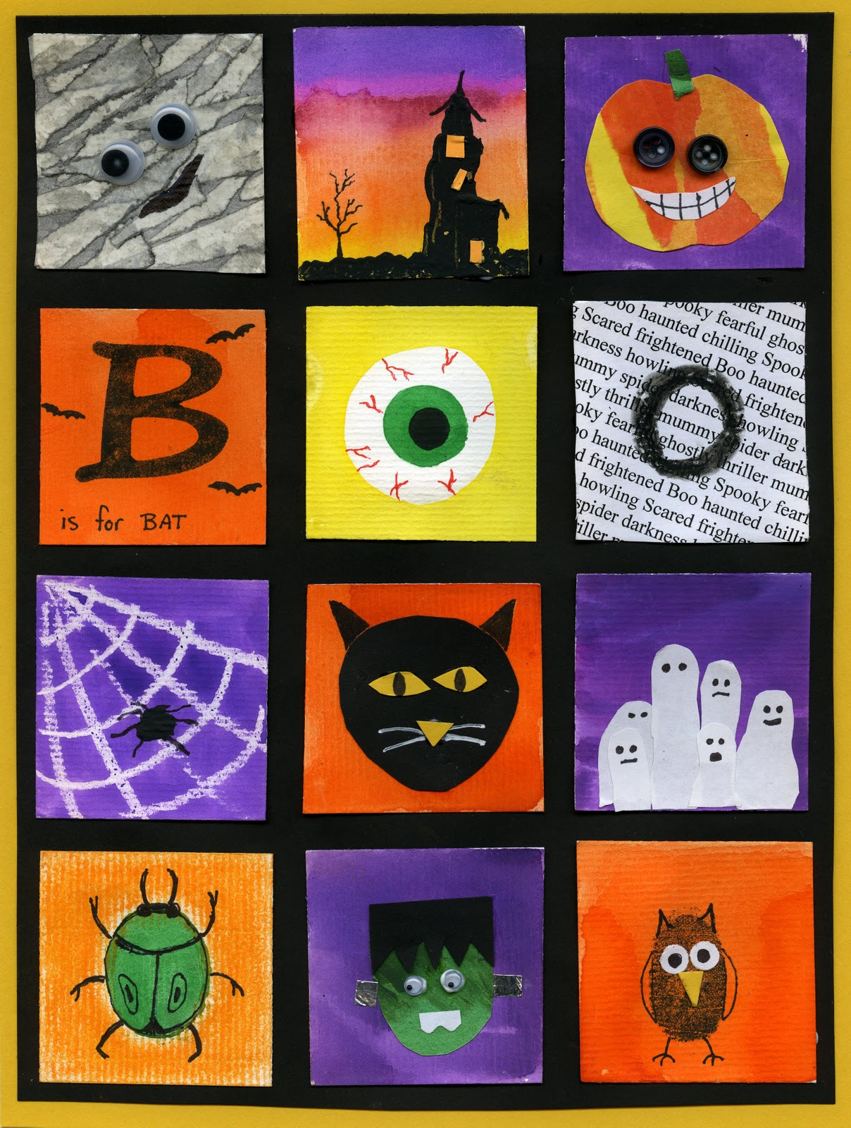 That Artist Woman Halloween Inchies Part 2 And Giveaway
