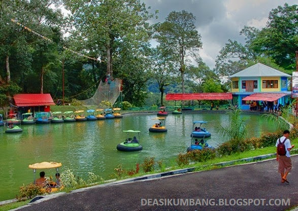 Wisata di Minang Fantasi (Mifan) Waterpark, Padang Panjang Sumatera Barat