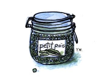 pea by Yukié Matsushita