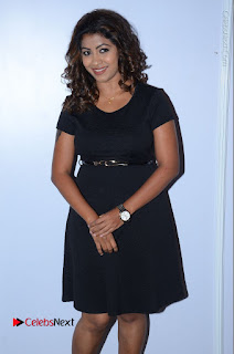 Tollywood Actress Geethanjali Thasya Latest Pos in Black Short Dress at Nanna Nenu Na Boyfriends Audio Launch  0022.JPG