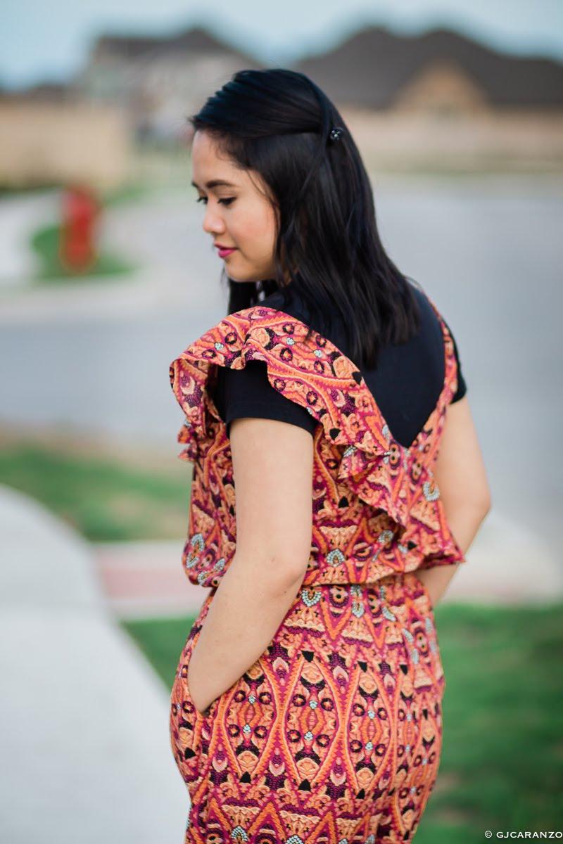 culotte jumpsuit | petite fashion