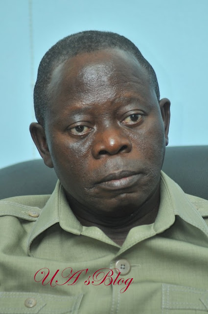 What APC presidential aspirants asked Buhari to do to Oshiomhole immediately