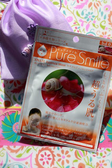 Маска для лица Pure Smile