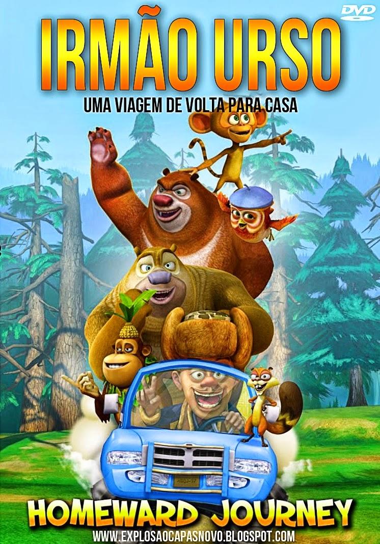 Irmãos Urso: A Viagem de Volta Para Casa – Dublado (2013)