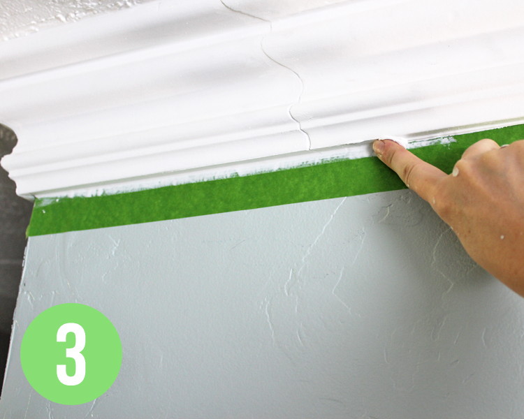 The Craft Patch The Trick To Perfect Crisp Caulk Lines