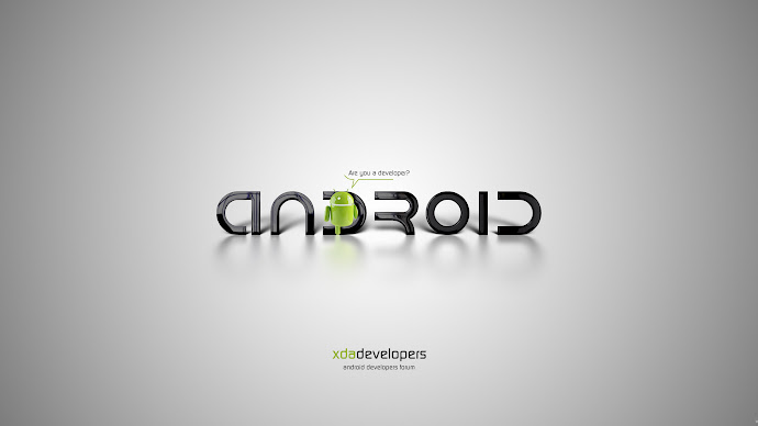 Wallpaper: XDA Android Developers Forum