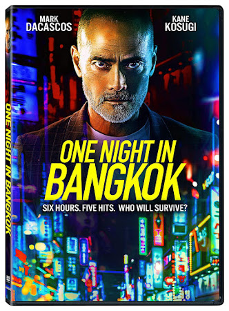 One Night in Bangkok [2020] [DVD R1] [Latino]