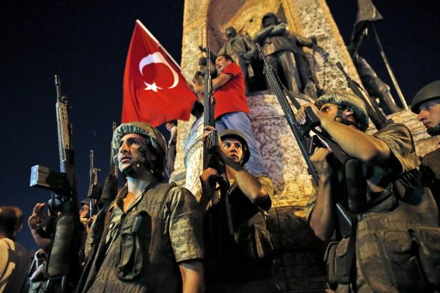 Η Τουρκική τραγωδία