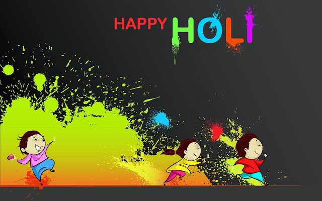 Happy Holi Photos Free for Download