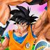 Goku derrota Nappa na nova estátua da Tsume!