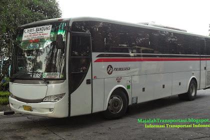 Harga Tiket Bus Primajasa Oktober 2019