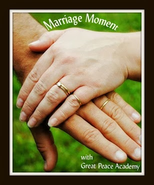 Marriage Moment